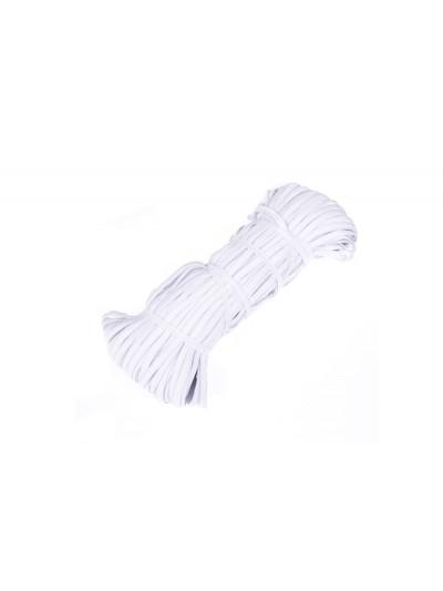 Guma dziana 4mm (biała)